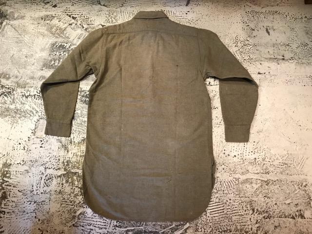 大量投入!!WWI U.S.Army ドゥーボーイシャツ!!(マグネッツ大阪アメ村店)_c0078587_23464052.jpg