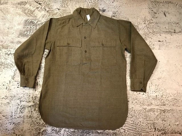 大量投入!!WWI U.S.Army ドゥーボーイシャツ!!(マグネッツ大阪アメ村店)_c0078587_23465292.jpg
