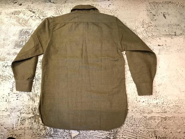 大量投入!!WWI U.S.Army ドゥーボーイシャツ!!(マグネッツ大阪アメ村店)_c0078587_2347142.jpg