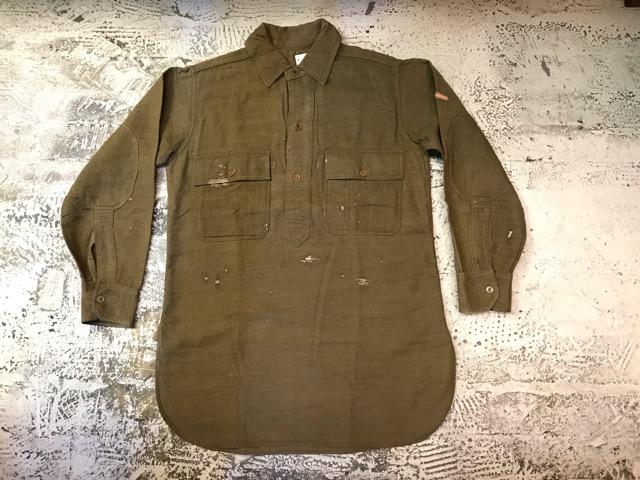大量投入!!WWI U.S.Army ドゥーボーイシャツ!!(マグネッツ大阪アメ村店)_c0078587_23475992.jpg