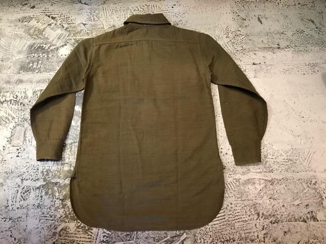 大量投入!!WWI U.S.Army ドゥーボーイシャツ!!(マグネッツ大阪アメ村店)_c0078587_23481548.jpg