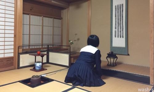 今年最後のお茶_b0029488_02344685.jpg