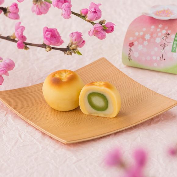◆若桃 和菓子「花実山」_e0218089_09300791.jpg