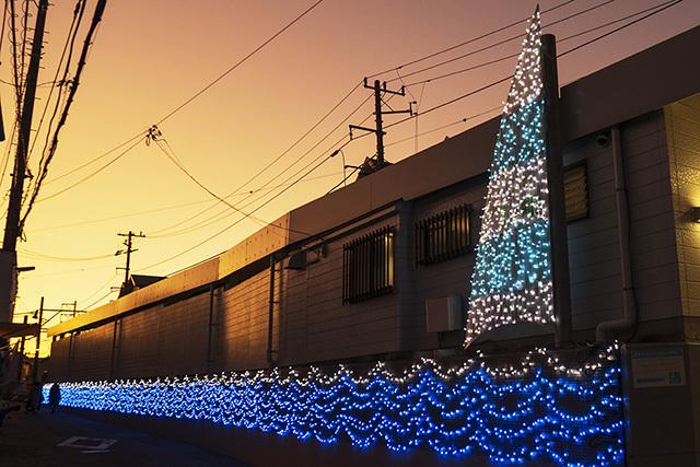 七里ヶ浜海岸 愛いっぱいのクリスマス_b0145398_23031983.jpg