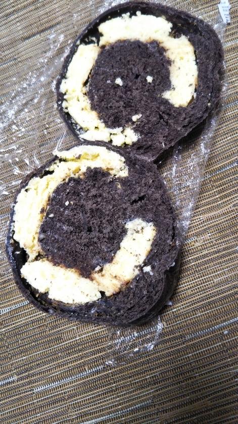 ハッピーベーグル チョコレートチーズケーキ_f0076001_22301945.jpg