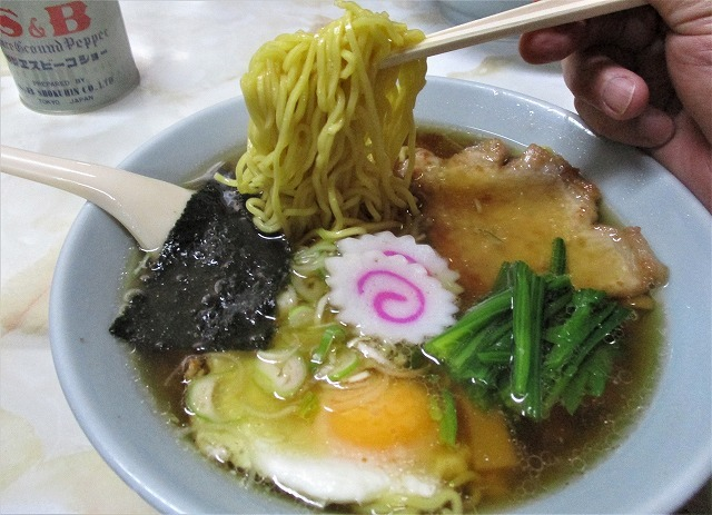 名物チーパー麺/上海_b0163804_13532210.jpg