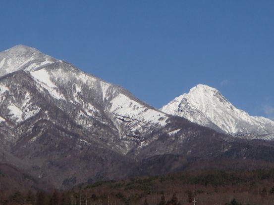 美しい山々を眺めながらカタツムリ号で_f0064906_16093763.jpg