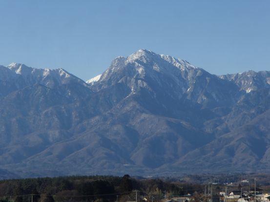 美しい山々を眺めながらカタツムリ号で_f0064906_16094063.jpg