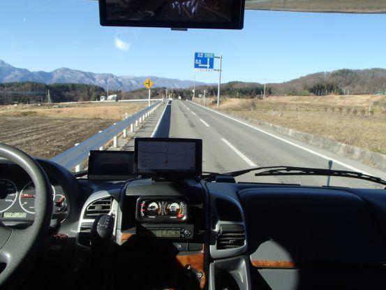 美しい山々を眺めながらカタツムリ号で_f0064906_16094310.jpg
