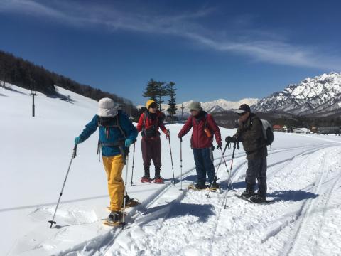 新年から、雪上ツアーが始まります。_b0028109_17310942.jpg