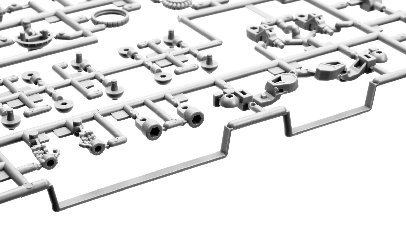 突如バラ撒かれた「リアルロボット」の素体をキミはもう組んだか。_b0029315_18115899.jpg