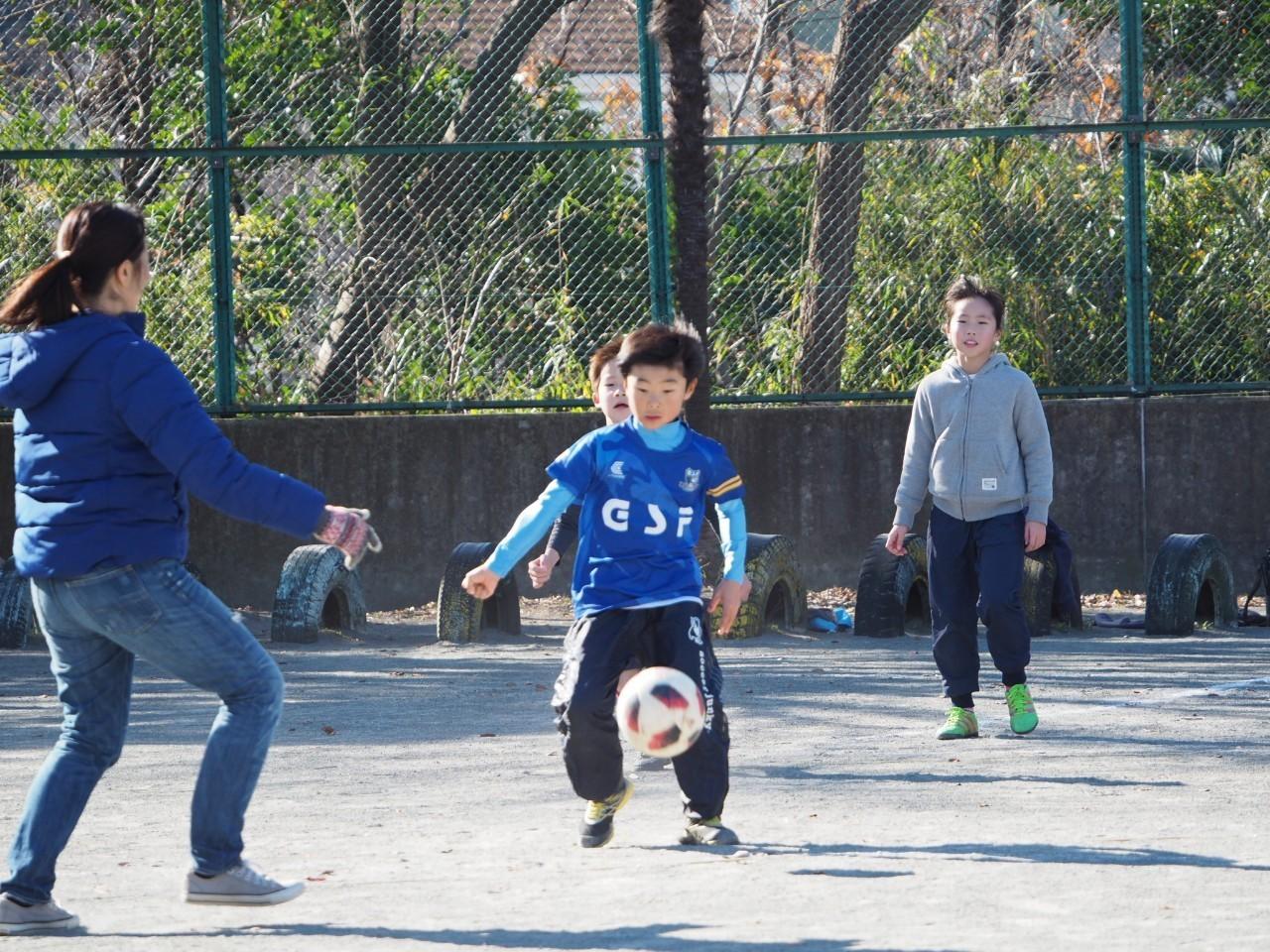 5年生 親子サッカー_a0109316_17090856.jpg