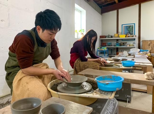 本日の陶芸教室 Vol.969_a0163716_21120319.jpg