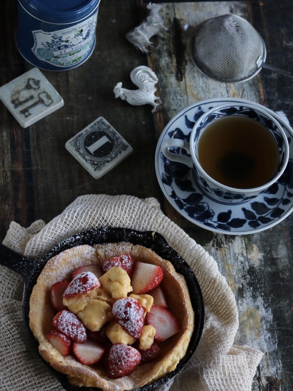 ダッチベィビーパンケーキの朝ごはん_c0366722_08231440.jpeg