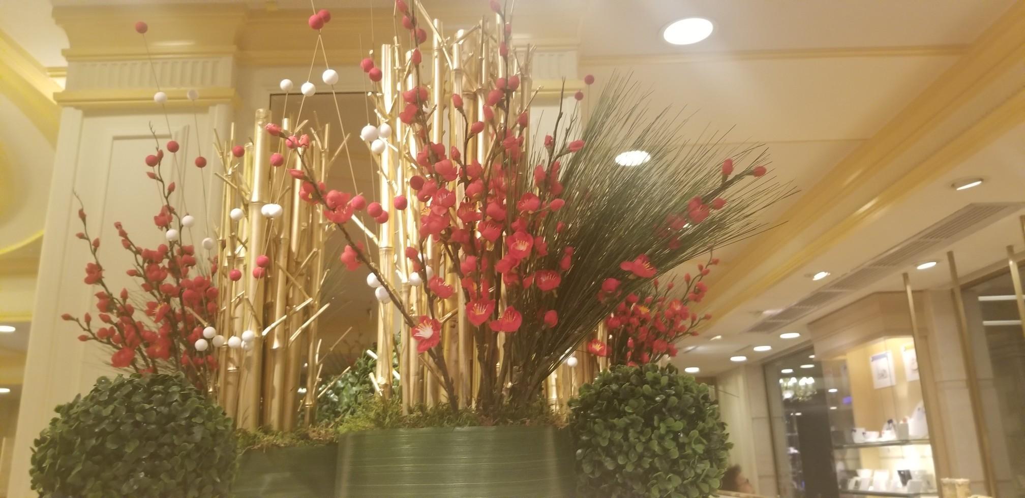 ♪いつまでもクリスマス★七海ひろきディナーショー_d0162225_18463248.jpg