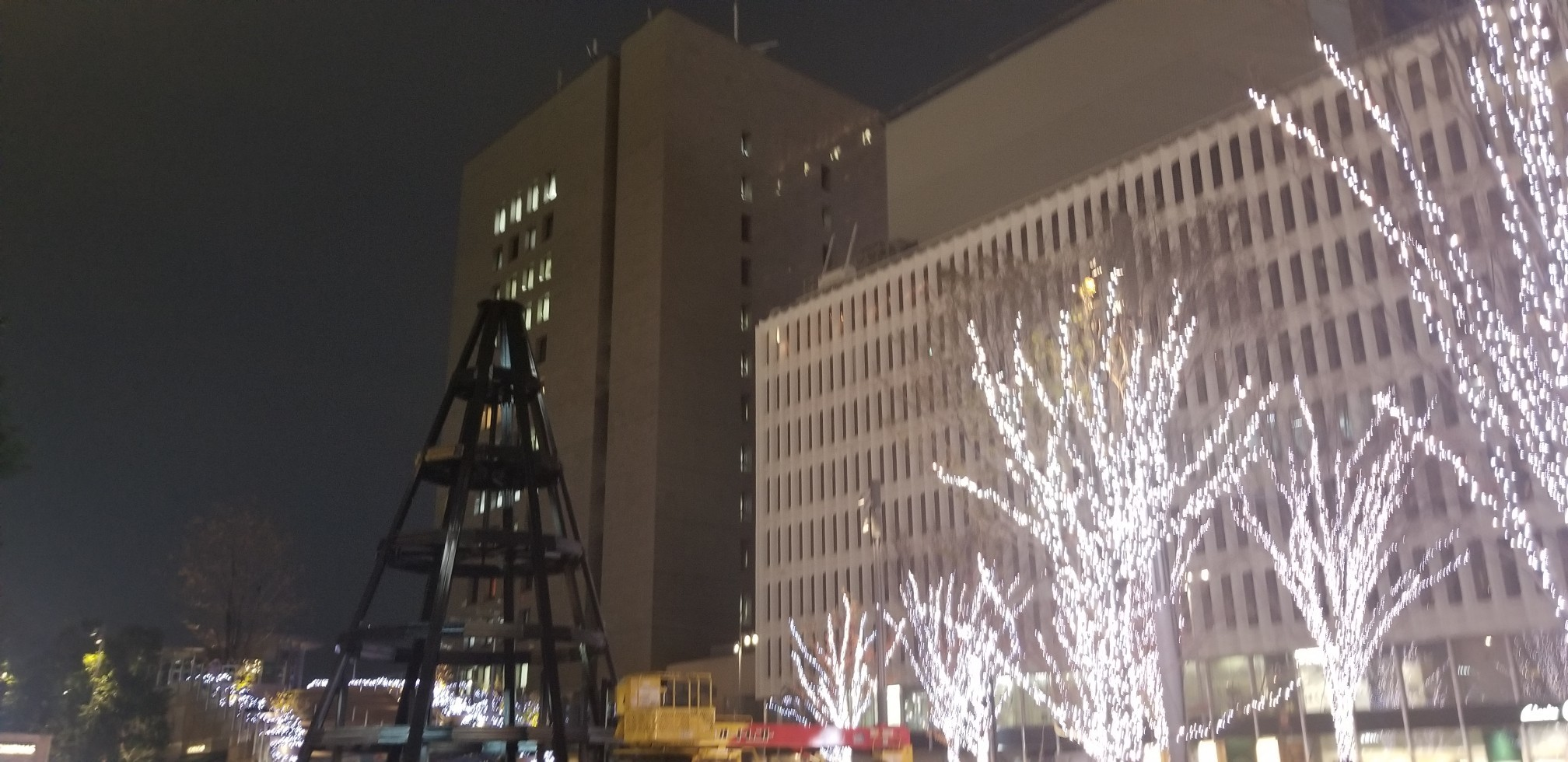 ♪いつまでもクリスマス★七海ひろきディナーショー_d0162225_18465892.jpg