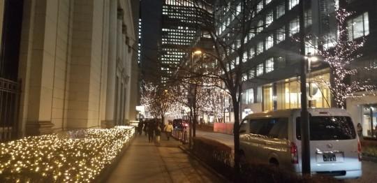 ♪いつまでもクリスマス★七海ひろきディナーショー_d0162225_18470518.jpg