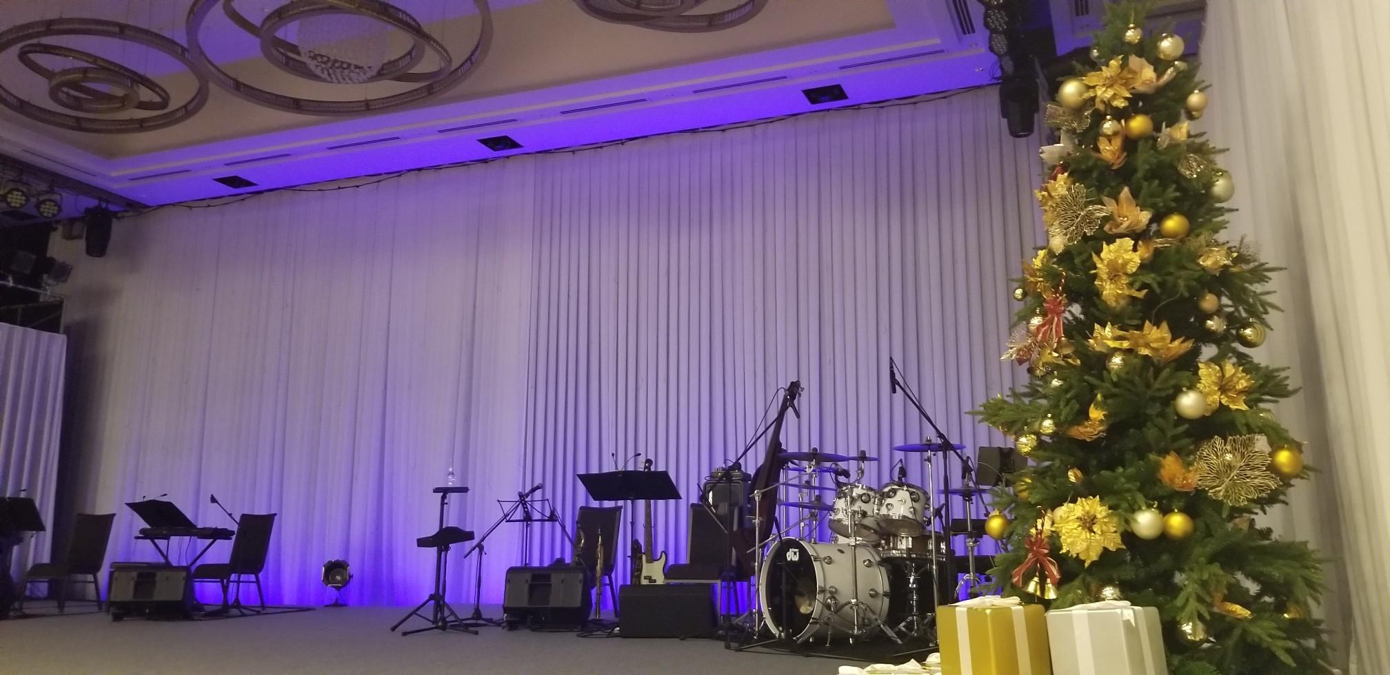♪いつまでもクリスマス★七海ひろきディナーショー_d0162225_18475094.jpg