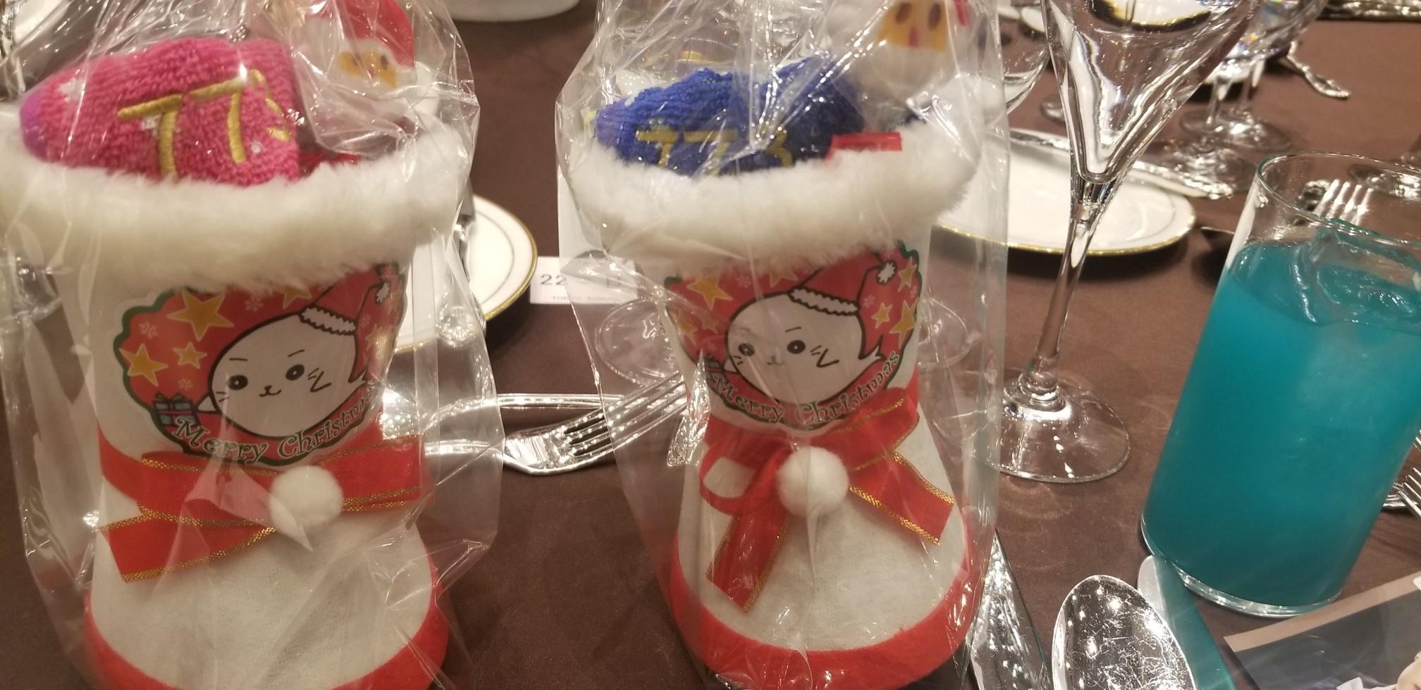 ♪いつまでもクリスマス★七海ひろきディナーショー_d0162225_18475575.jpg
