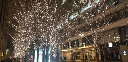 ♪いつまでもクリスマス★七海ひろきディナーショー_d0162225_18483612.jpg
