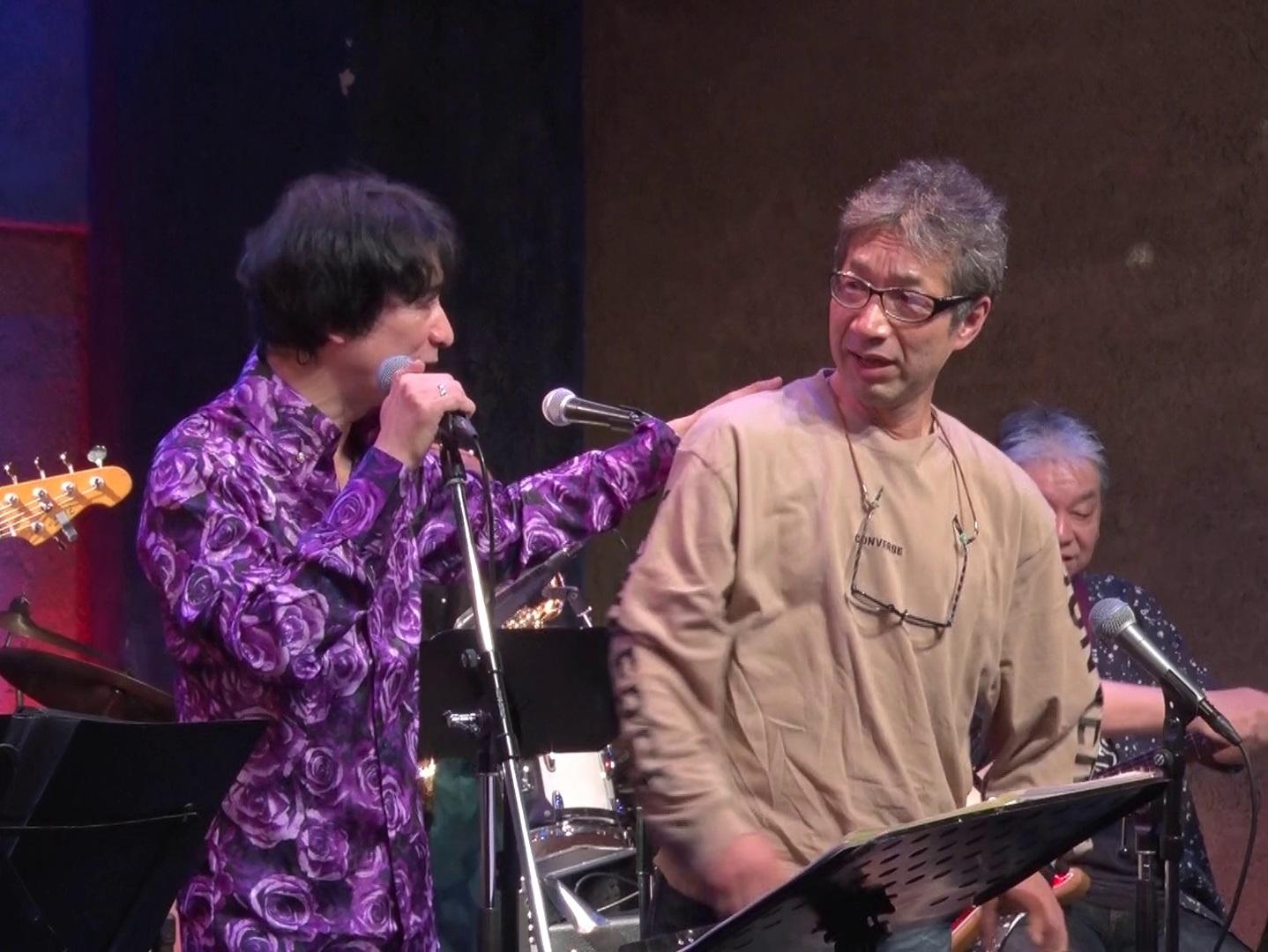 30th Anniversary LIVE 後記 【千沢仁さん】_d0353129_15511472.jpg