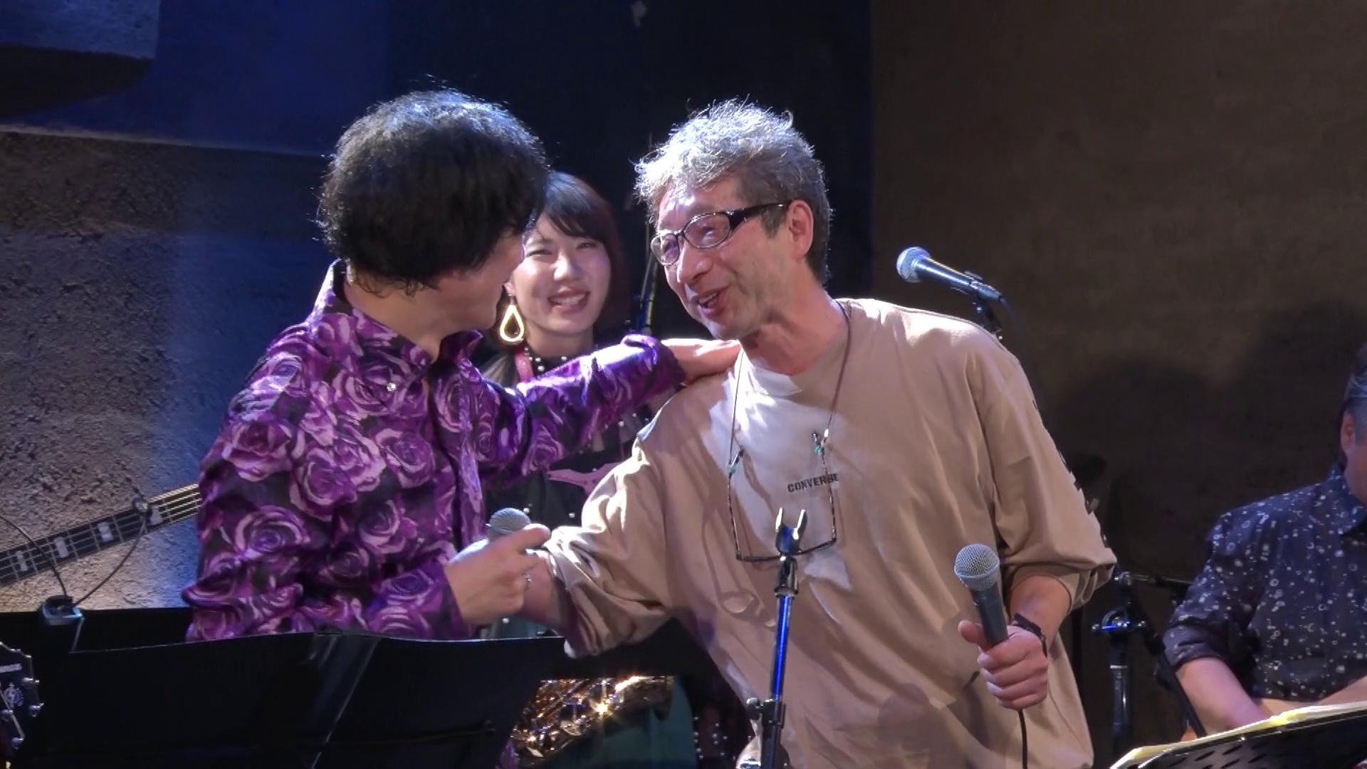 30th Anniversary LIVE 後記 【千沢仁さん】_d0353129_16361296.jpg