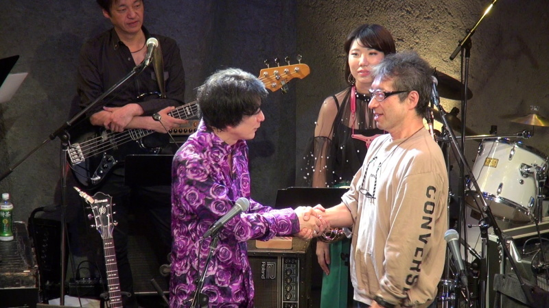 30th Anniversary LIVE 後記 【千沢仁さん】_d0353129_16454971.jpg
