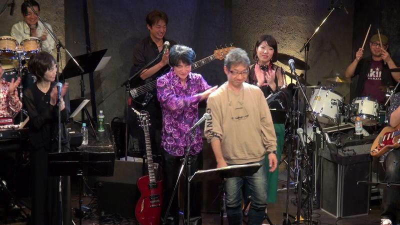 30th Anniversary LIVE 後記 【千沢仁さん】_d0353129_16460453.jpg