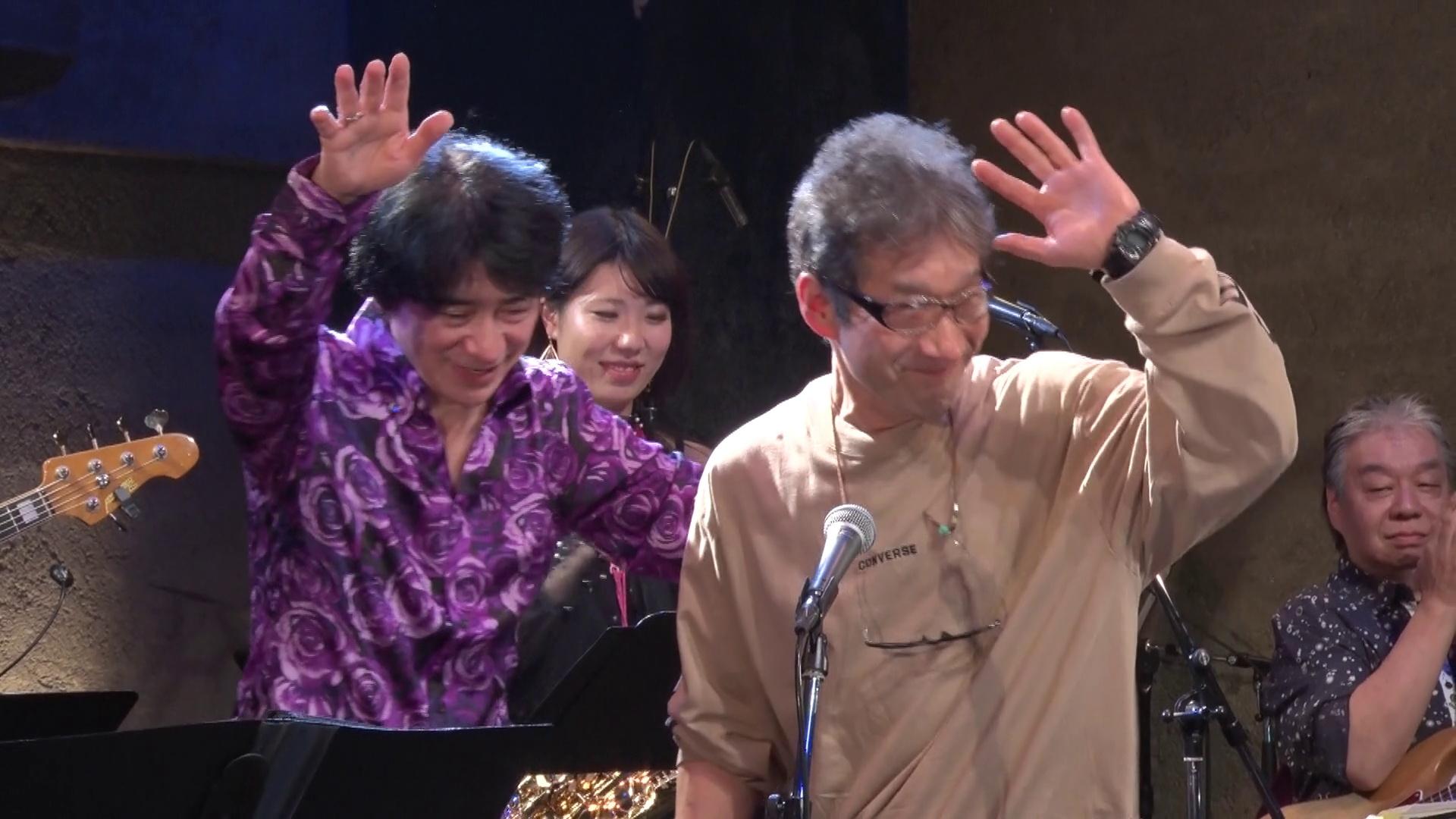 30th Anniversary LIVE 後記 【千沢仁さん】_d0353129_17183958.jpg