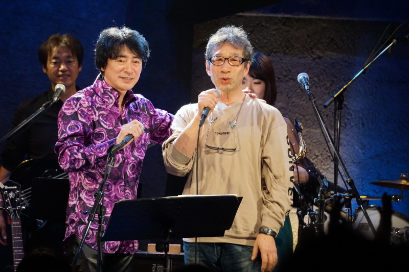 30th Anniversary LIVE 後記 【千沢仁さん】_d0353129_17193481.jpg