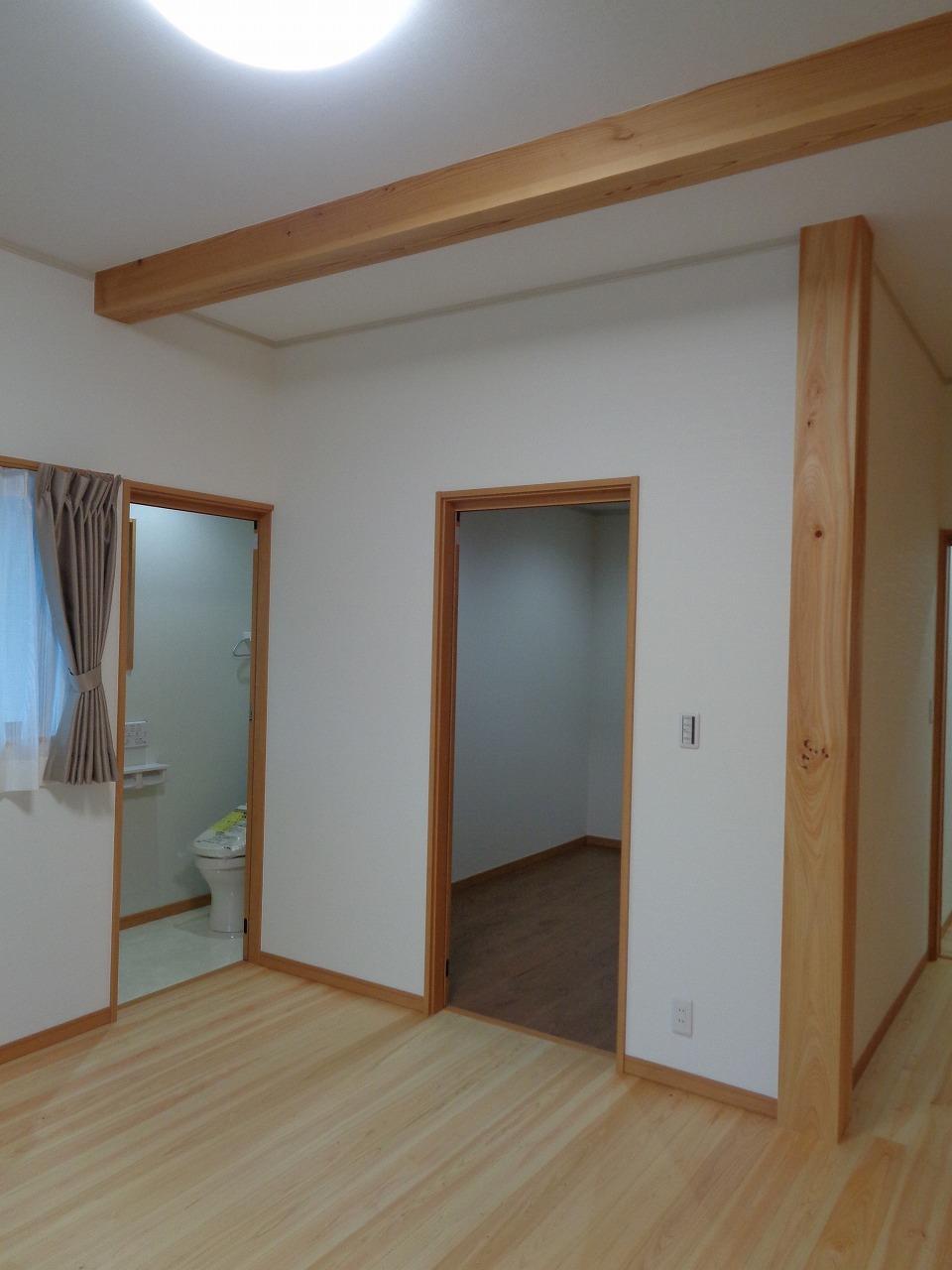 ケヤキの大黒柱の家(完成+年末年始のご案内)_c0220930_13365121.jpg