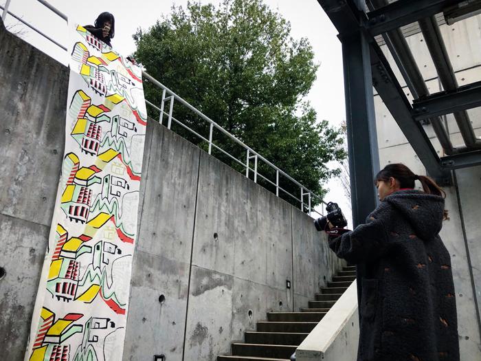 多摩美術大学八王子キャンパス / iPhone 8_c0334533_16160117.jpg