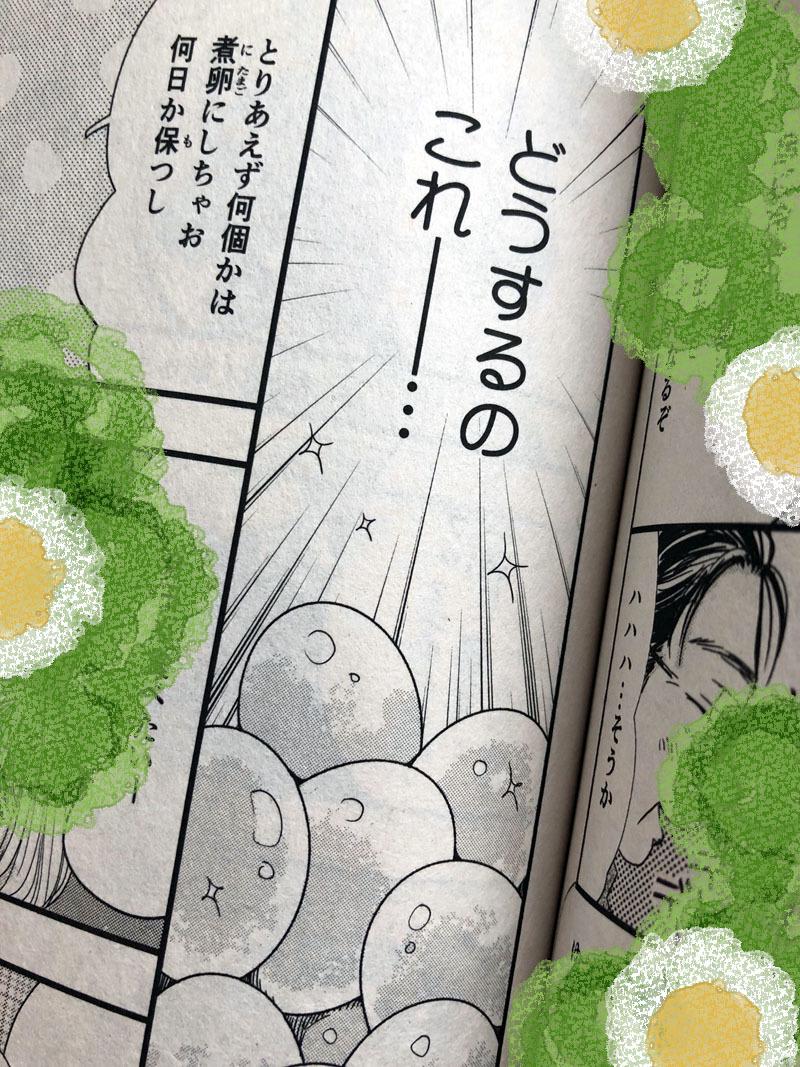 みんなの食卓「ブロッコリーとゆで卵のチーズ焼き」_d0118933_10372734.jpg