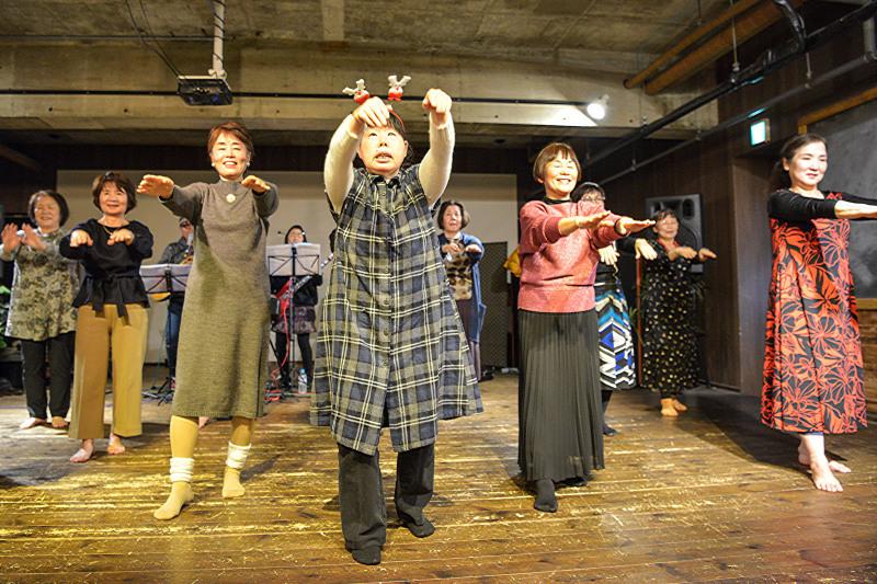 たっきーフラスタジオの踊る忘年会 2019 ⑥_d0246136_19154164.jpg