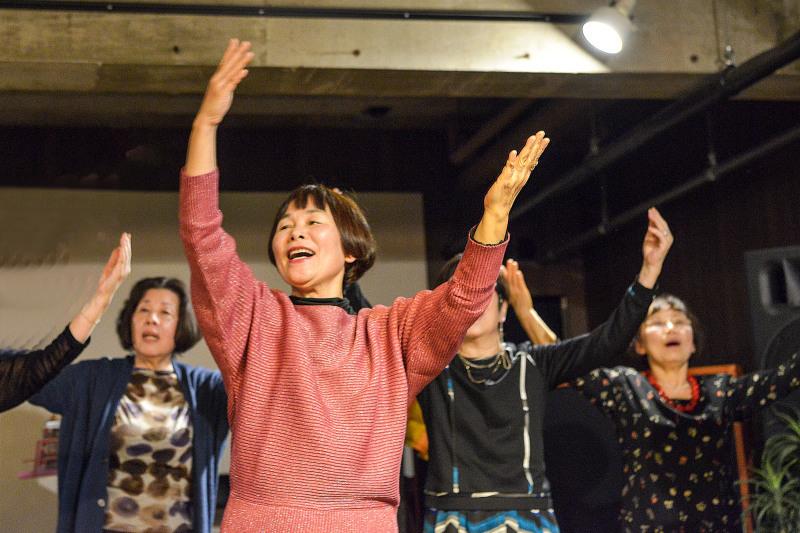 たっきーフラスタジオの踊る忘年会 2019 ⑥_d0246136_19155664.jpg