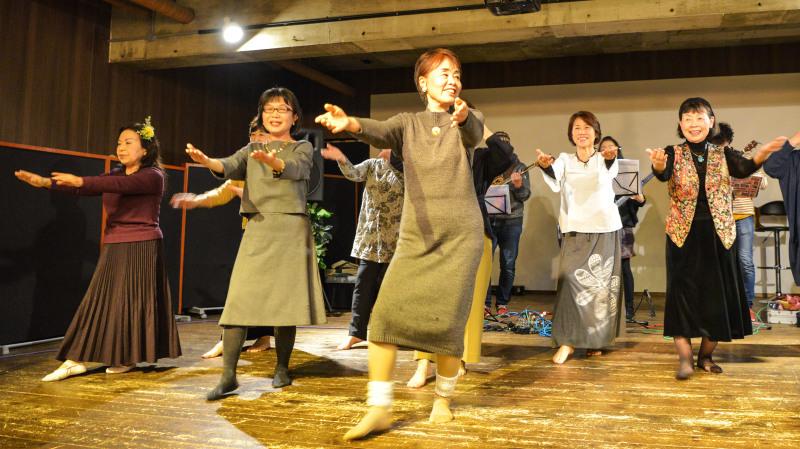 たっきーフラスタジオの踊る忘年会 2019 ⑥_d0246136_19161113.jpg