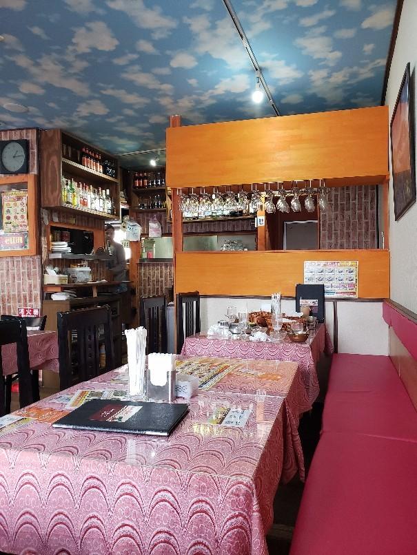 インド料理 SUN ROSE(広島市南区西蟹屋)_a0105740_21064135.jpg