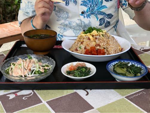 201912沖縄・石垣島旅行記#15~やまもり食堂@竹富島_f0207146_14562034.jpg