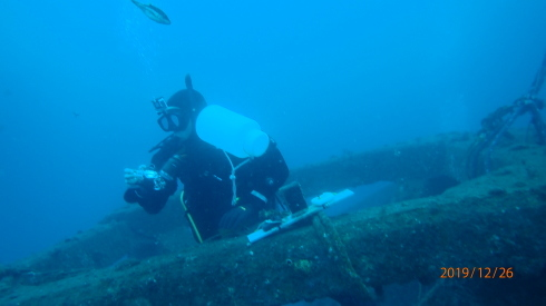1228  第29回 人工魚礁研究会 波左間_b0075059_19562995.jpg