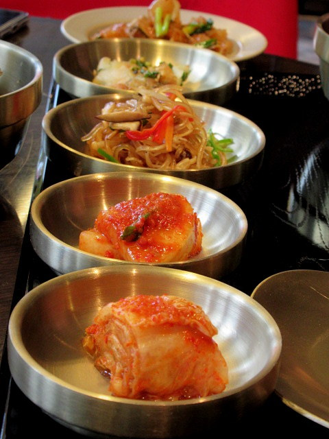 銀座大食堂・韓国薬膳料理 尹美月 * ミシュラン2つ星「尹家」の味をお手軽に♪_f0236260_17192546.jpg