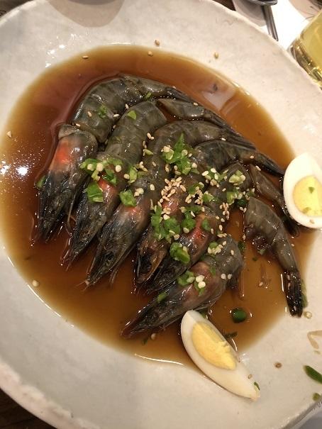 ソウルで絶品のエビを食べに行くよう~_b0060363_23353856.jpeg