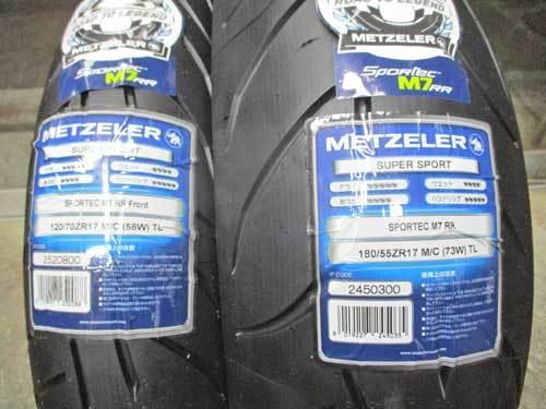M本サン号 Z900のタイヤ交換・・・(^^♪_c0086965_14243951.jpg