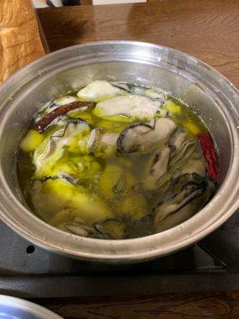 伊万里湾の牡蠣は最高_a0077071_16272741.jpg