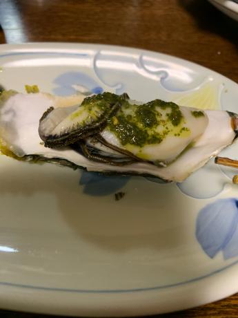 伊万里湾の牡蠣は最高_a0077071_16302442.jpg