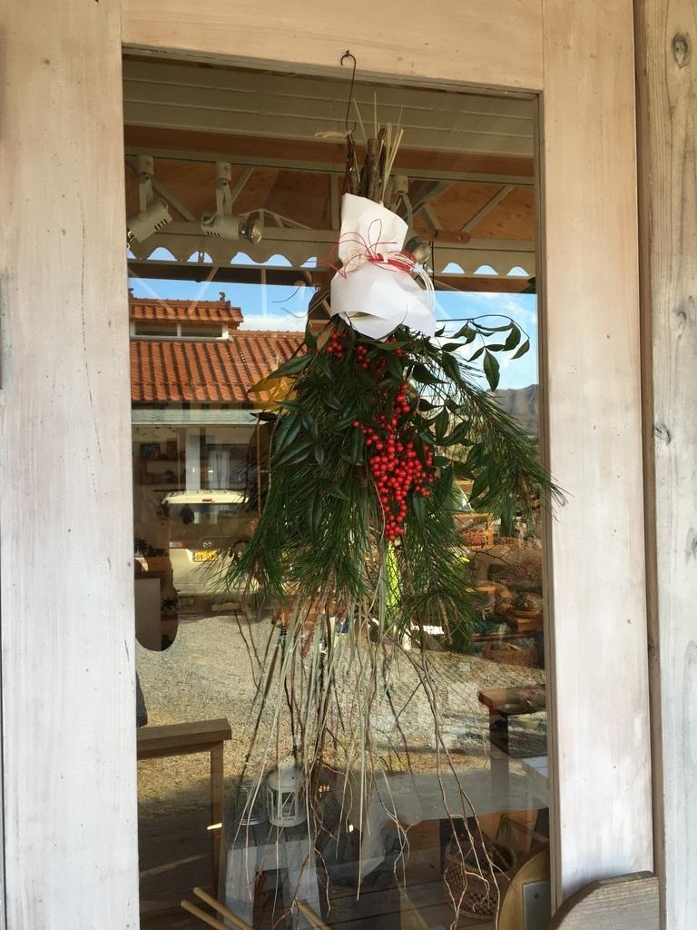 今年のお正月用ドア飾り_c0334574_19395772.jpeg