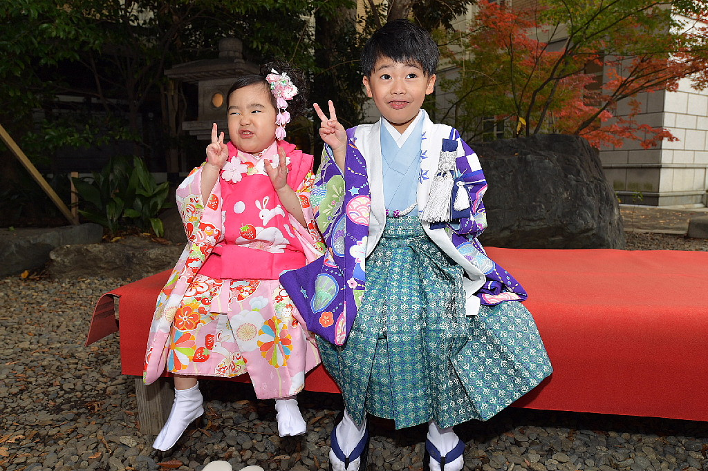 川越氷川神社で七五三_f0059882_759257.jpg