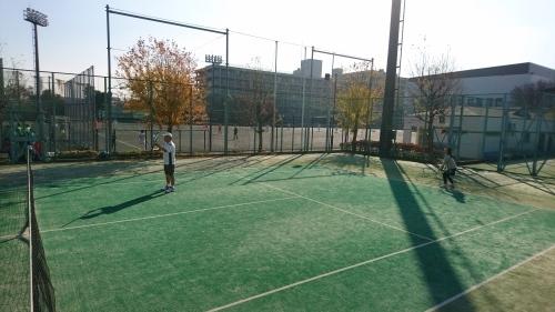 「テニス122対62の対決」_a0075684_10312179.jpg