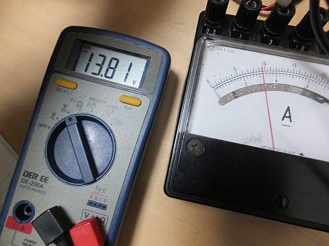 VMGレヴォーグ 純正シート ヒーター電流測定_e0146484_15082544.jpg