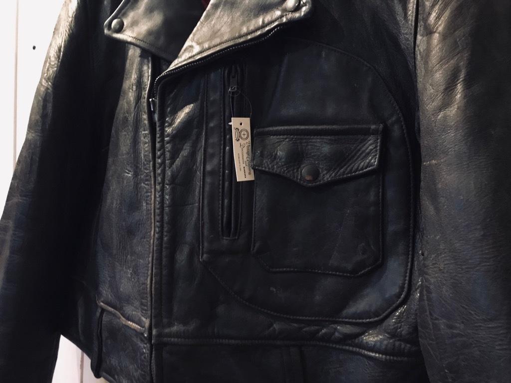 マグネッツ神戸店 明けましておめでとうございます! #4 Leather Jacket!!!_c0078587_18113210.jpg