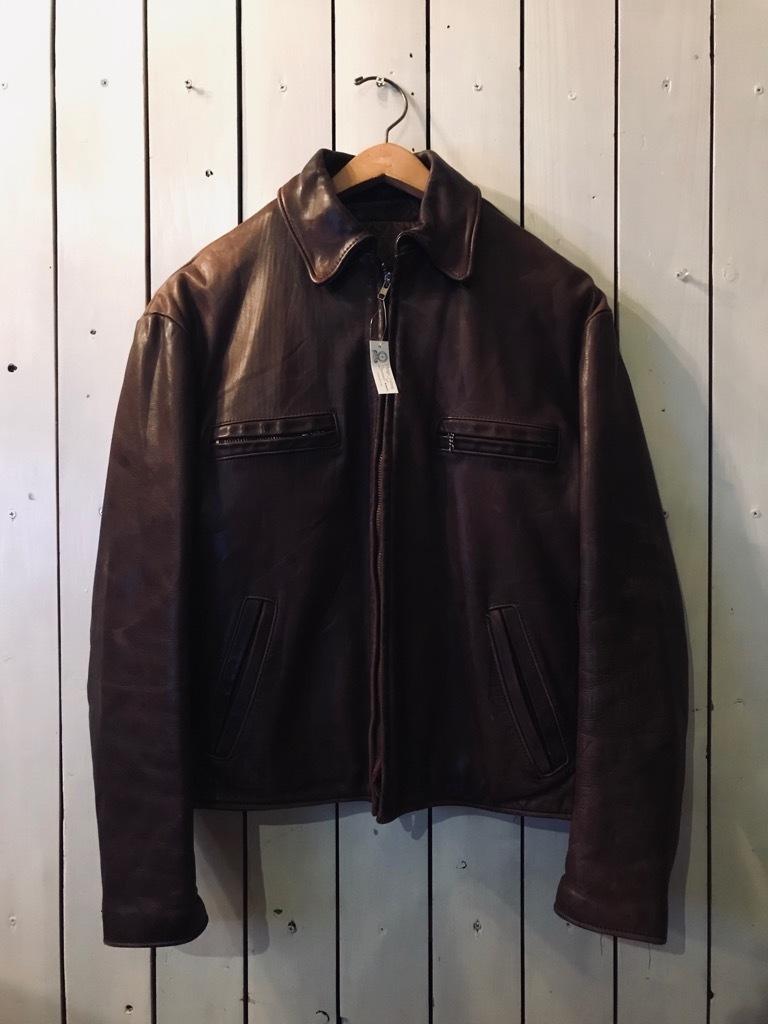 マグネッツ神戸店 明けましておめでとうございます! #4 Leather Jacket!!!_c0078587_18163886.jpg